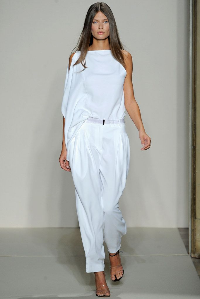 Gabriele Colangelo Spring 2011 Ready-to-Wear Fashion Show - Bianca Balti