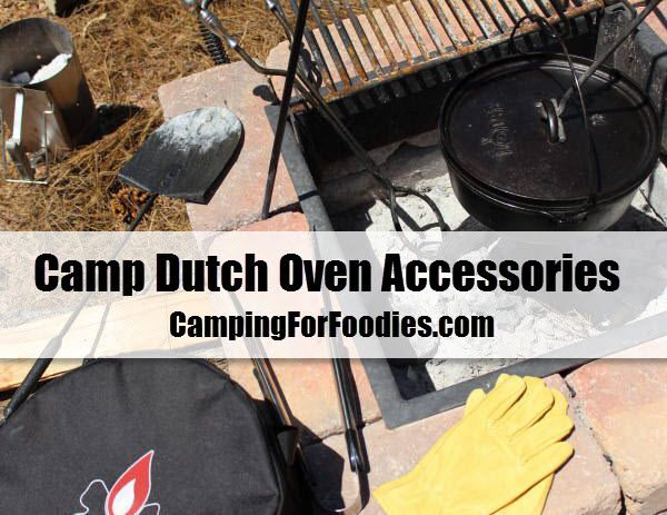 Camp Dutch Oven Accessories