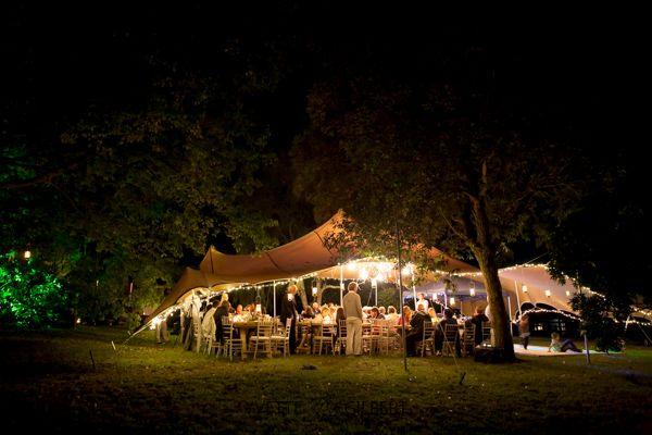Magical Nomadic Wedding Tent