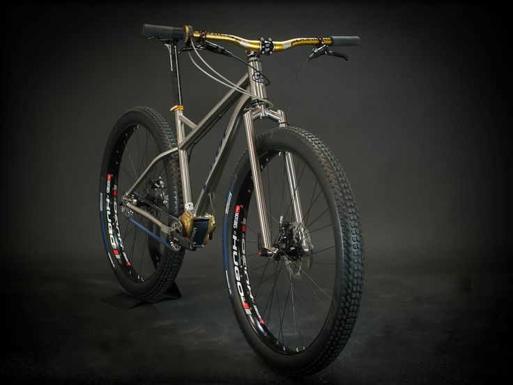 """This bike will bring you al the fun in the cycling world! 3.0"""" tires combined with the gates pinion transmission. Conquer the trails with the a TWENTYNINEPLUS from Pilot Cycles"""
