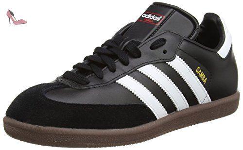 adidas Originals Samba, Baskets mode homme, Noir/Blanc/Gomme, Noir (Black/White), 48 2/3 EU - Chaussures adidas originals (*Partner-Link)