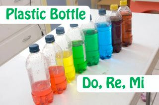 Life with Moore Babies: Do Re Mi Bottles