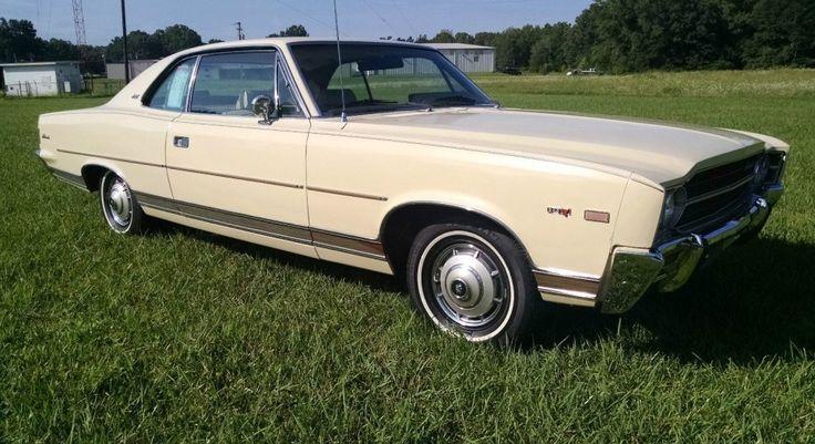 SST Coupe 1969 AMC Ambassador Amc, American motors