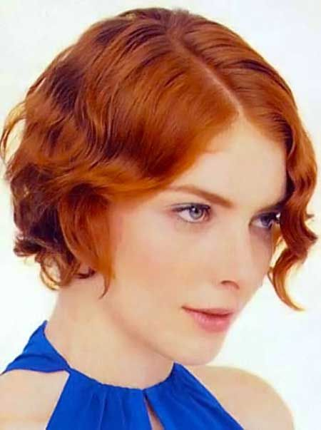 Wavy Bob Hairstyles Without Bangs : 7 best wavy bob hairstyles images on pinterest