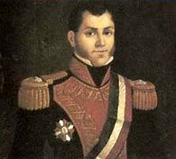 Agustin de Iturbide was a politician and general during the Mexican war if independence and took control of Mexico city in 1821 gaining independence to Mexico he later became the emperor of Mexico