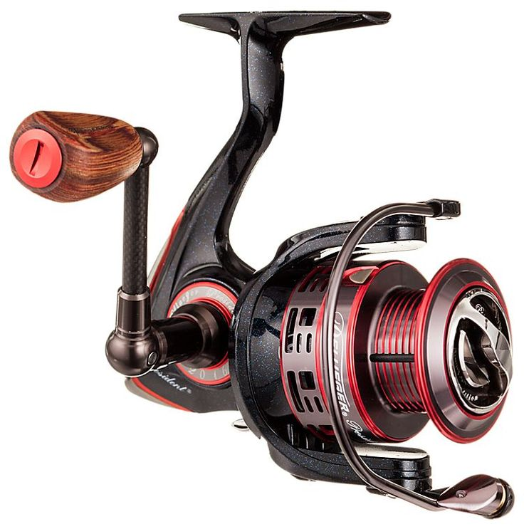 Pflueger president limited edition spinning reel for Bass pro fishing line