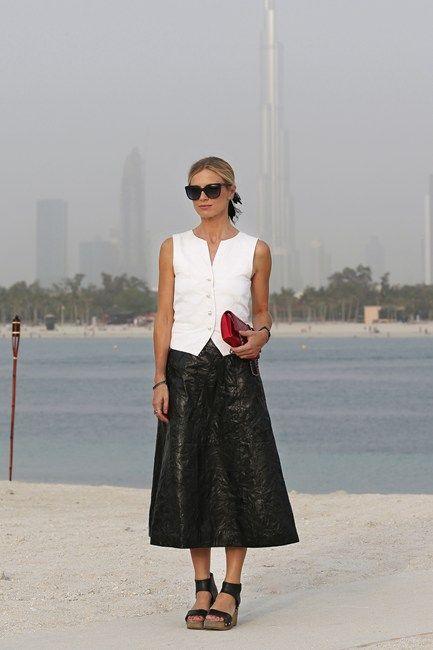 Celebrities flock to Dubai as Chanel unveils resort 2015 7