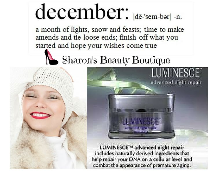 Face the day with beautiful skin. Our advanced night repair is a silky cream that restores a youthful appearance while nourishing the skin.SIZE: 30mLhttp://www.sharonann.jeunesseglobal.com/products.aspx?p=LUMINESCE_ADVNIGHTREPAIR