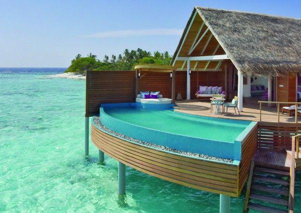 Ein privater Pool, ein eigener Host und ganz viel Barfuß-Insel: Ab November 2016 im neuen Milaidhoo Island auf den Malediven.