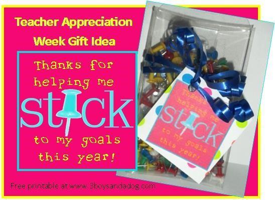 10 best images about Teacher Appreciation Week on ...