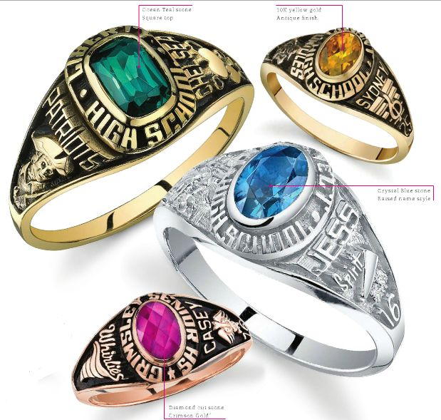 rings class inc dunham high jewelry manufacturing school