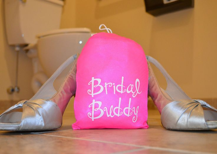 If you've ever had a big goofy dress for cosplay, weddings, ran fairs etc. you need this. Bridal Buddy