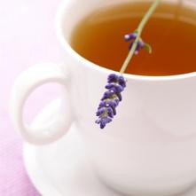 Lavendel tea...