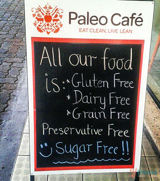 Did you know there is a Paleo Cafe in Cairns, Australia?One of the many reasons why I wan't to go to Australia.