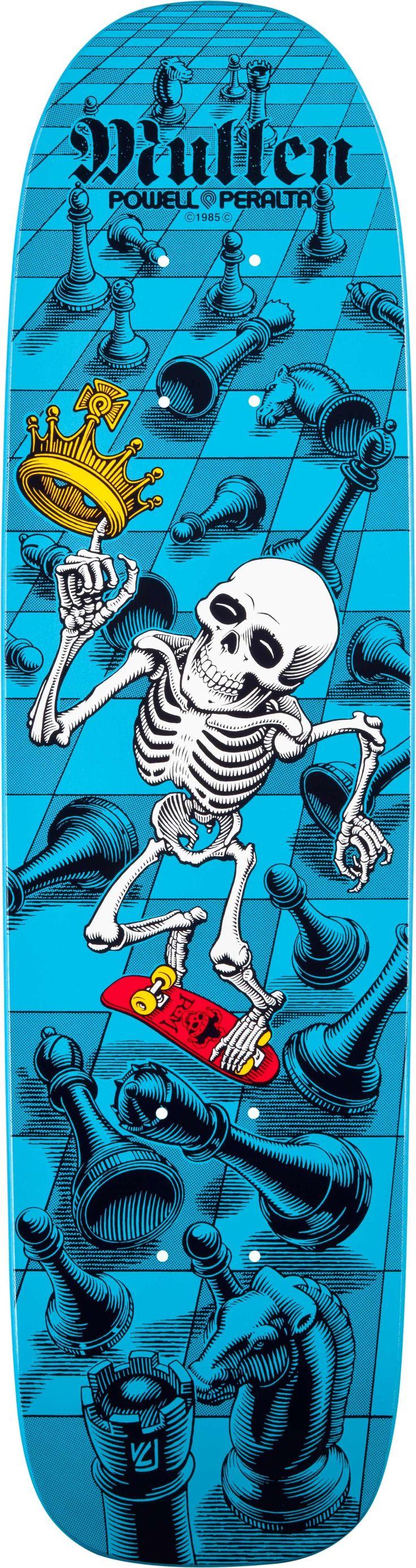 Rodney Mullen's-I wish I still had this deck :(