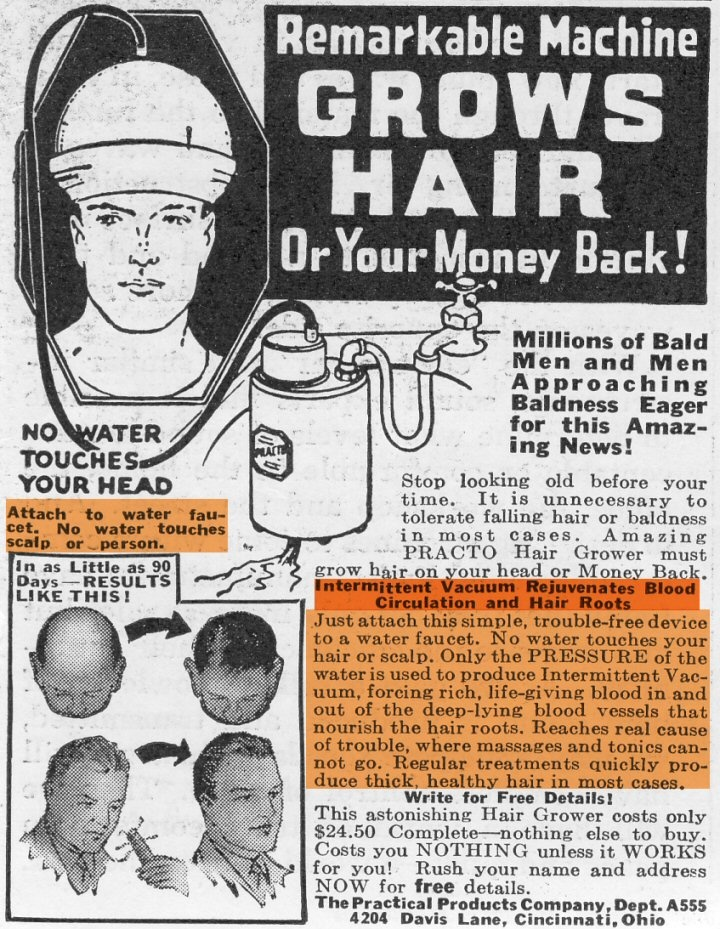 Never thought you'd grow a hair there?   Now you can