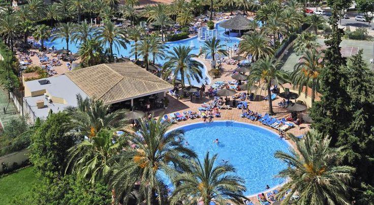 Booking.com: Hotel Sol Pelicanos Ocas - Benidorm, España