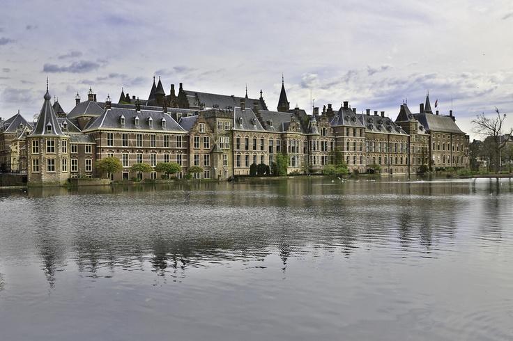 Binnenhof, The Hague, The Netherlands / La Haya, Holanda