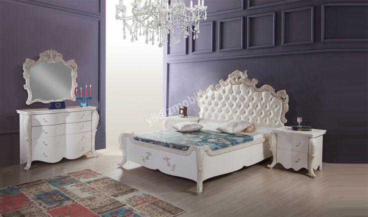 Sadabad Yatak Odası En Güzel Yatak Odası Modelleri Yıldız Mobilya Alışveriş Sitesinde #bed #bedroom #avangarde #modern #pinterest #yildizmobilya #furniture #room #home #ev #young #decoration #moda       http://www.yildizmobilya.com.tr/