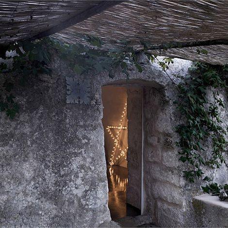 Luca Zanaroli home in Salento