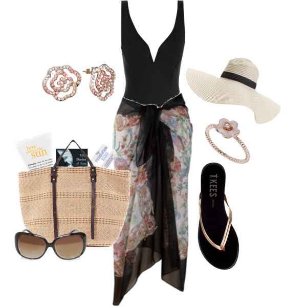 Vacation Bound by fashionista88 on Polyvore