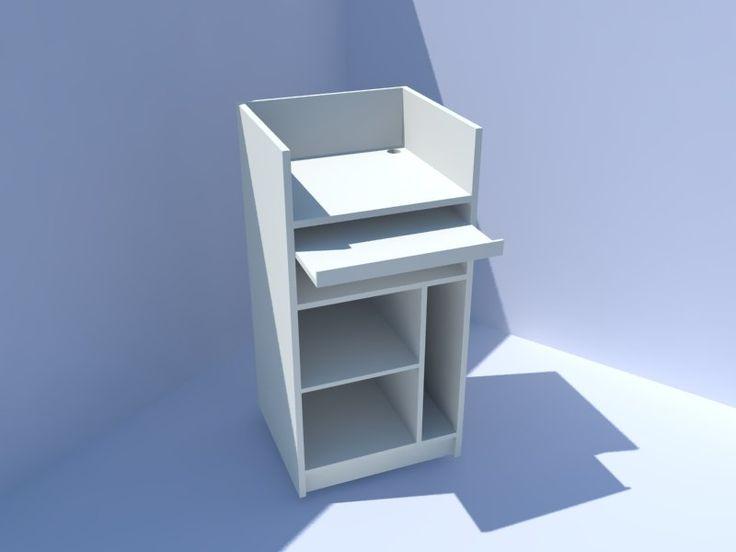 Parte posterior muebles caja www.shelf2000.es
