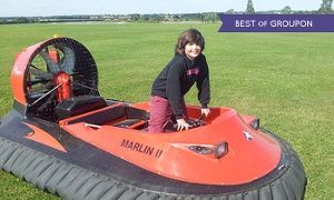 Groupon - Hovercraft Driving: Five Laps (from £29) or Ten (from £34) at 1st Lotus Car Ltd Driving School in . Groupon deal price: £29
