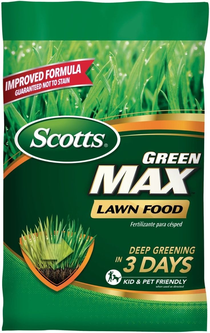 Scotts 44615A Mini Pallet Green Max Lawn Food Fertilizer