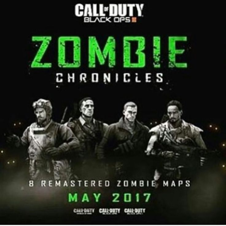 Call of duty bo3 zombie (dlc 5) released....swipe left to
