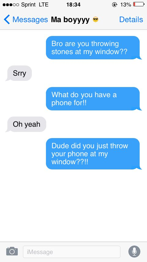 Fake Text Message is a tool to create a Fake Text Conversation and a Fake iMessage.