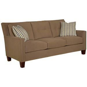 Broyhill Furniture Jevin Contemporary Sofa  - 6018-3
