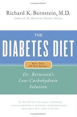 Dr. Bernstein's Diabetes Solution. A Complete Guide to Achieving Normal Blood Sugars. Official Web Site