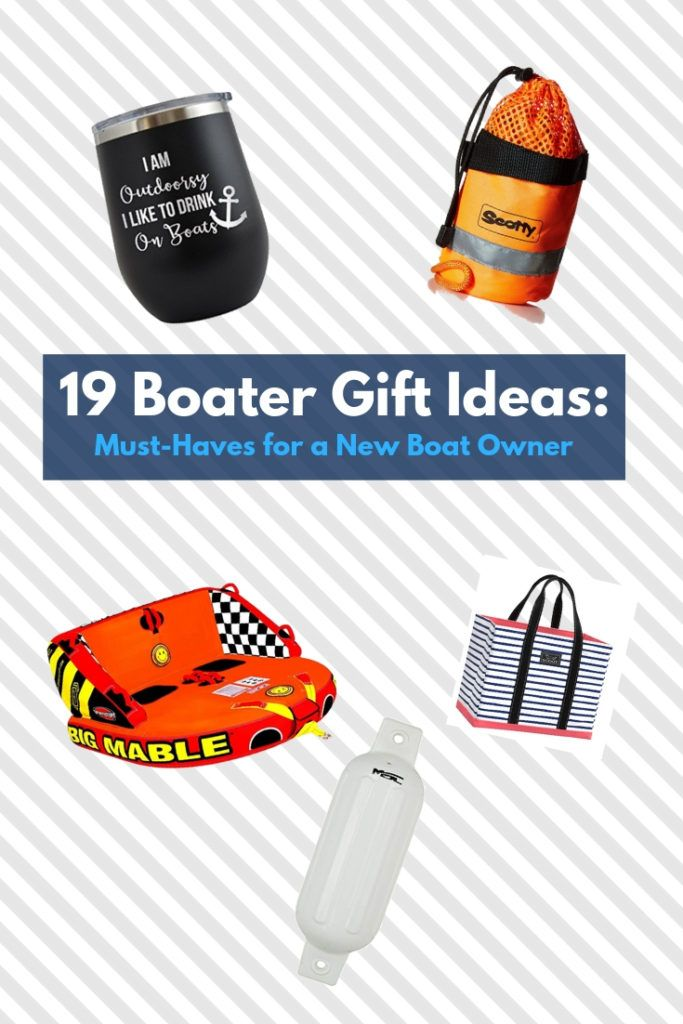 19 Boater Gift Ideas Must Haves For A New Boat Owner Best