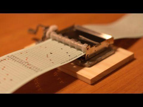 DIY Music Box. Земфира. Ромашки - YouTube