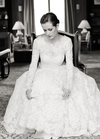bridal, dress, dresses, gown, lace, black, moments, romance:, utter, white, wedding