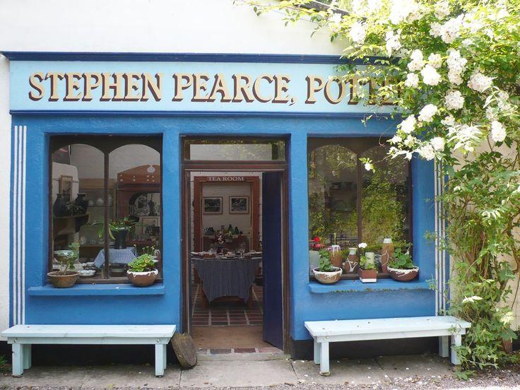 Stephen Pearce Pottery in Shanagarry, Cork, Ireland