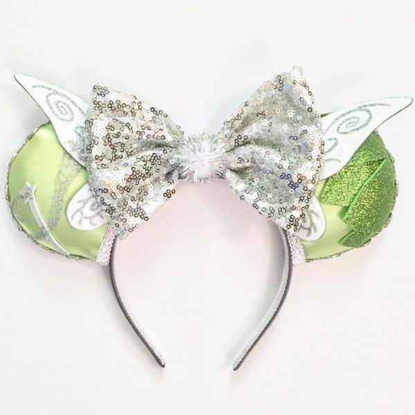 Super Deluxe Tinkerbell inspired Magic Mouse Ears
