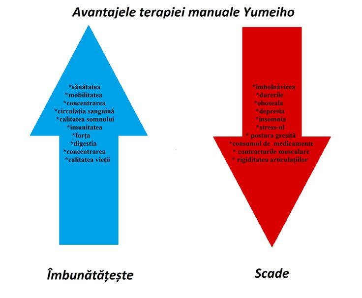 Efectele terapiei Yumeiho - mai multe detalii pe masajterapeutic ro