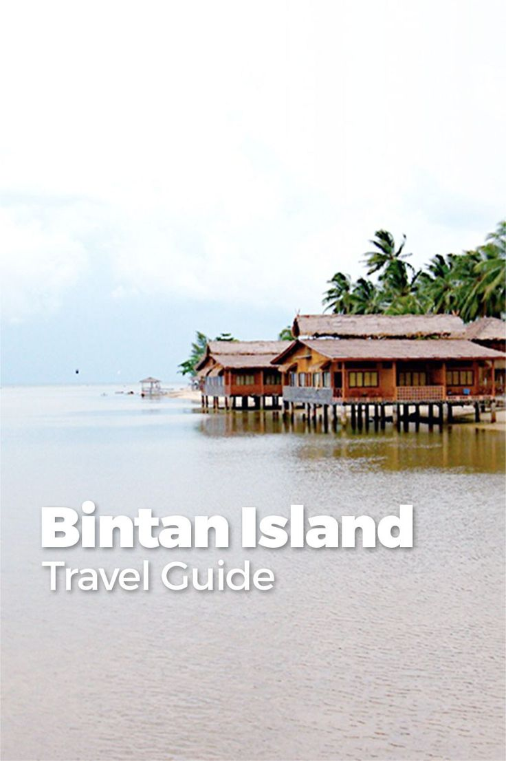 Head to Bintan Island for dose of summer. This tropical island boasts white sand beaches, world-class resorts, and a glimpse into the region's culture. Click through for a quick guide!
