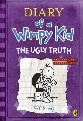 Diary of a Wimpy Kid: The Ugly Truth (Book 5): Amazon.co.uk: Jeff Kinney: 9780141331980: Books