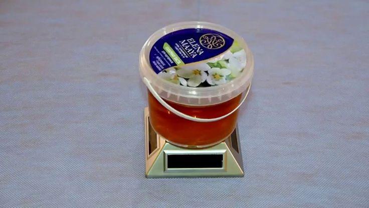Паста для шугаринга «Елена Маая» с добавлением эфирного масла жасмина