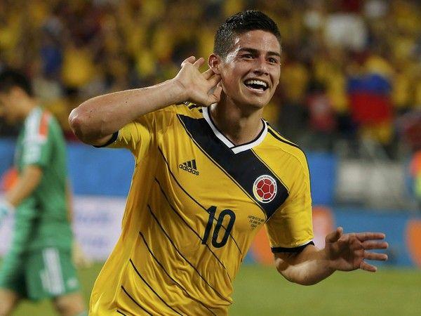 Eliminatorias: James Rodríguez llegaría de todas maneras ante Perú en Barranquilla | Eliminatorias 2018 | Octubre 02, 2015.