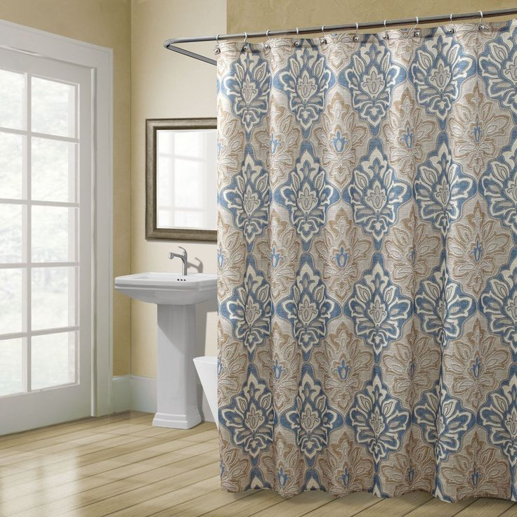 184 Best Images About Croscill Shower Curtains On Pinterest