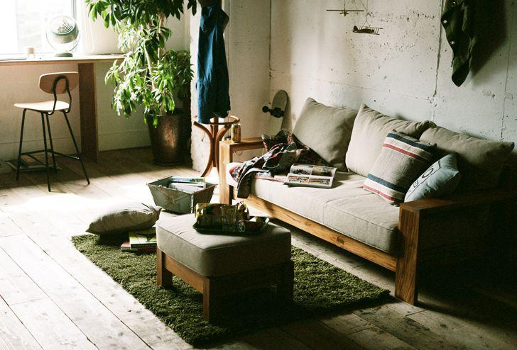 SKOLA(スクーラ) カウンタースツール ブラック   ≪unico≫オンラインショップ:家具/インテリア/ソファ/ラグ等の販売。