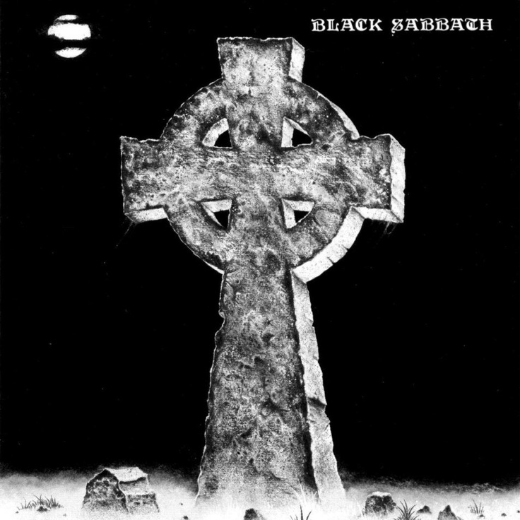 Black Sabbath - Headless Cross (1989)