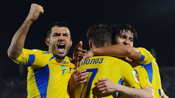 FC Rostov aka Russia's Leicester City take Russian Premier League by storm