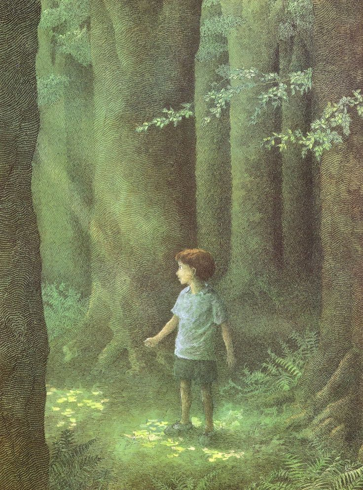 Patrick Benson illustrated The Minpins by Roald Dahl. A short story for children, The Minpins is about a boy named Little Billy and his expl...