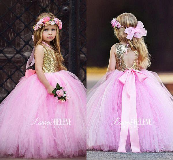 14 best vestido para trillizas. images on Pinterest   Flower girls ...