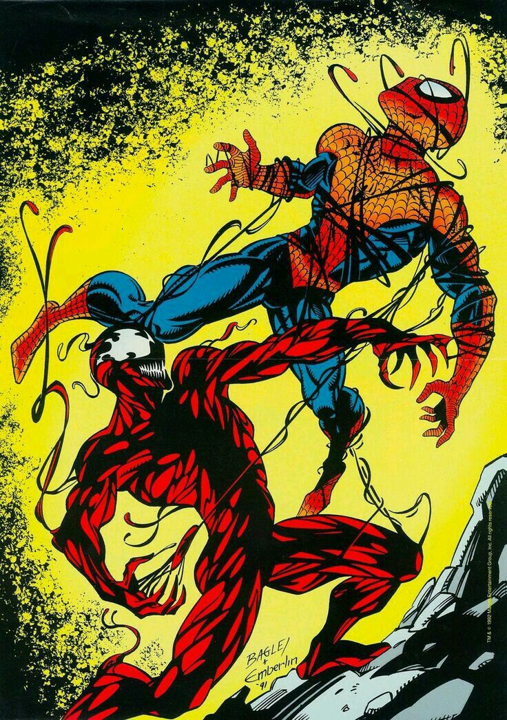 Pin By Rags Reaper On Spider Man Spiderman Mark Bagley Comic Books