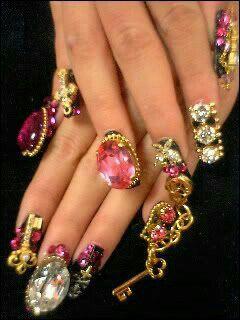 139 best jssminnnns images on pinterest 3d nails art acrylic fingernails for the cupcake queen prinsesfo Choice Image